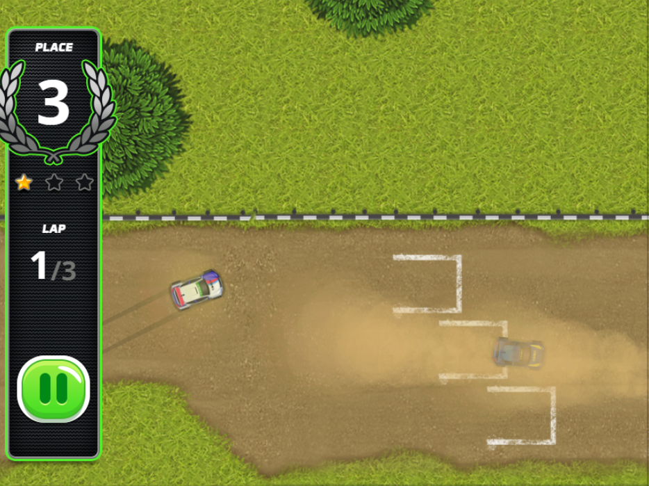 Game Rally Racer