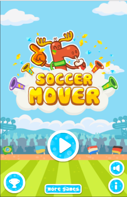 game soccer mover