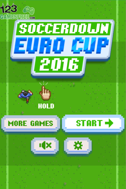 game Soccerdown Euro Cup 2016