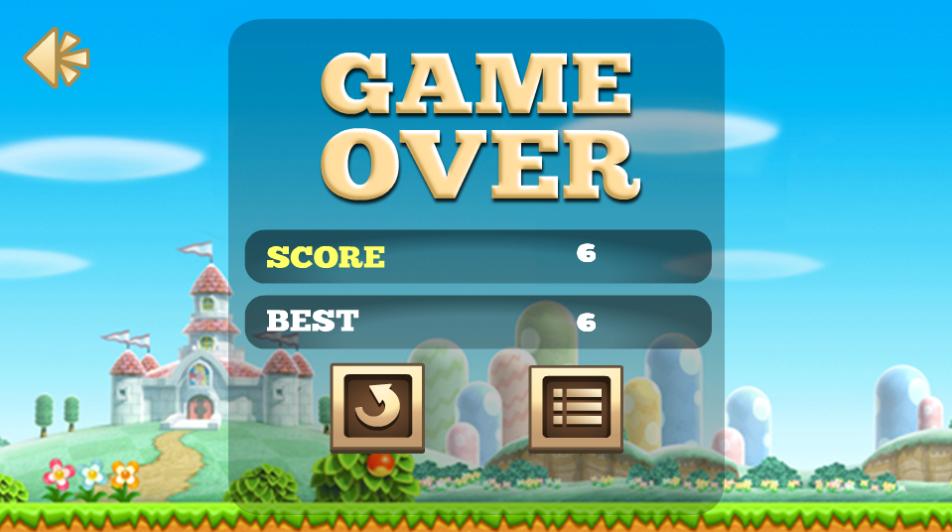 Game Super Mario Boom