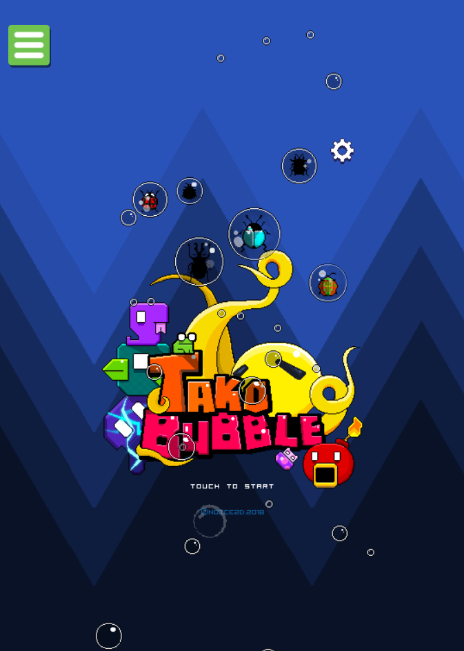 game Tako bubble