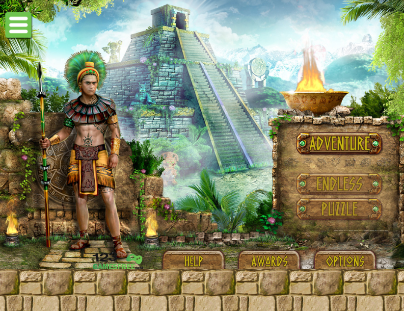 Treasures of Montezuma games