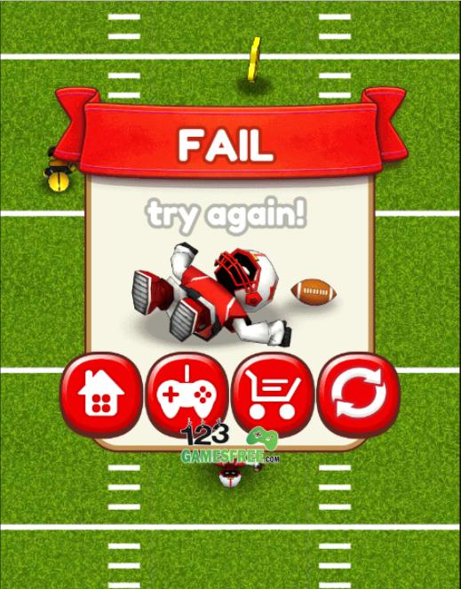 Game Touchdown blast