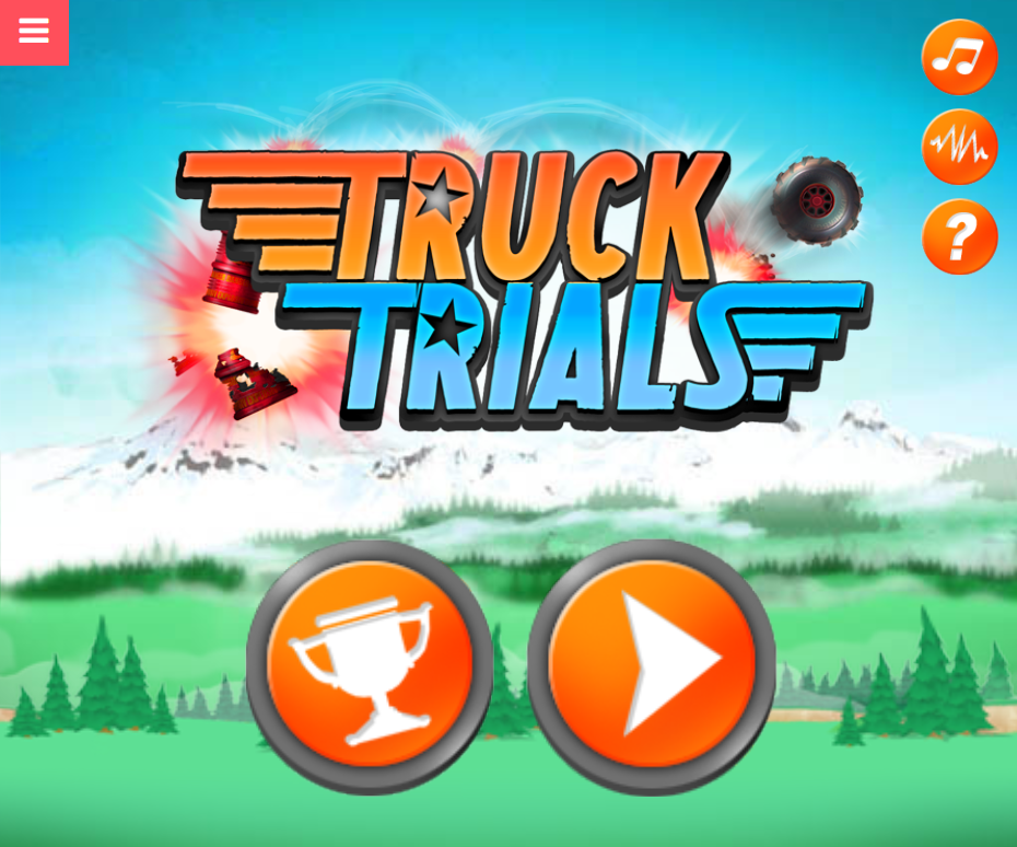 Game Truck trials