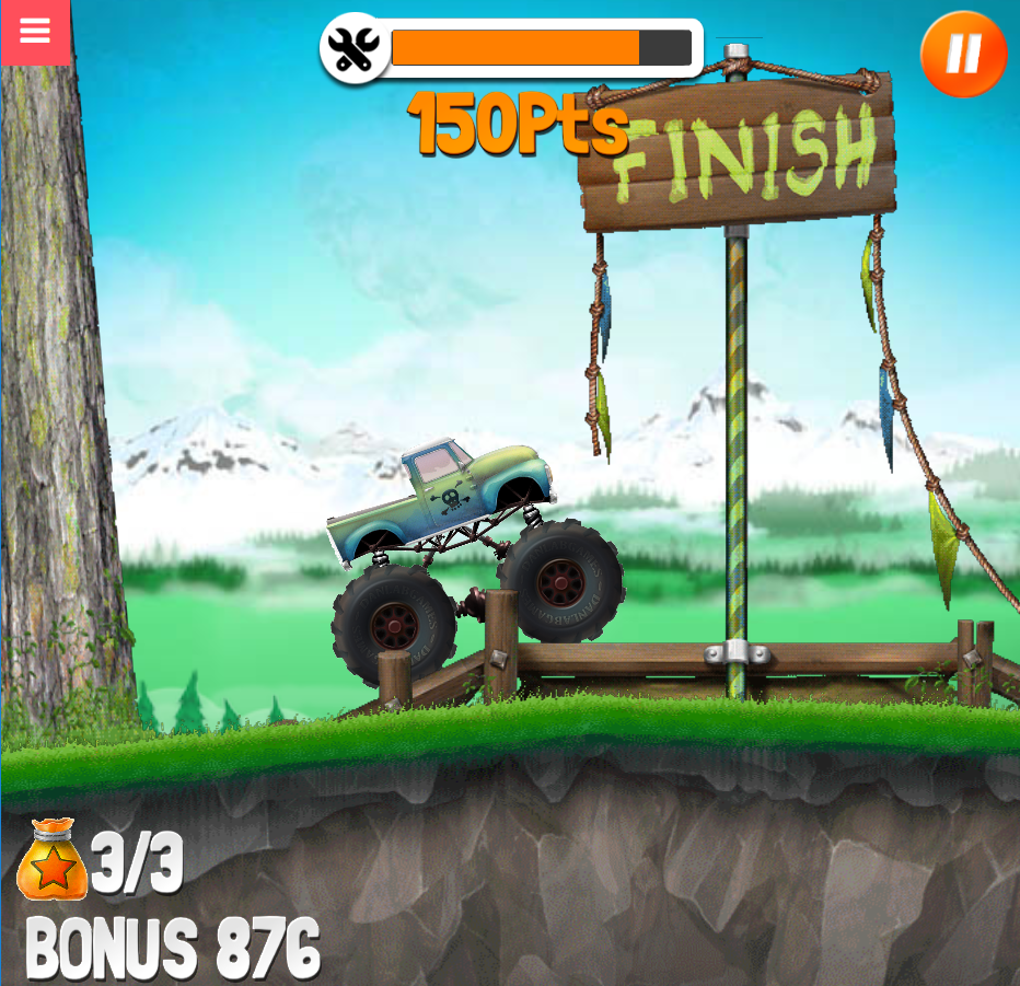 Truck trials games