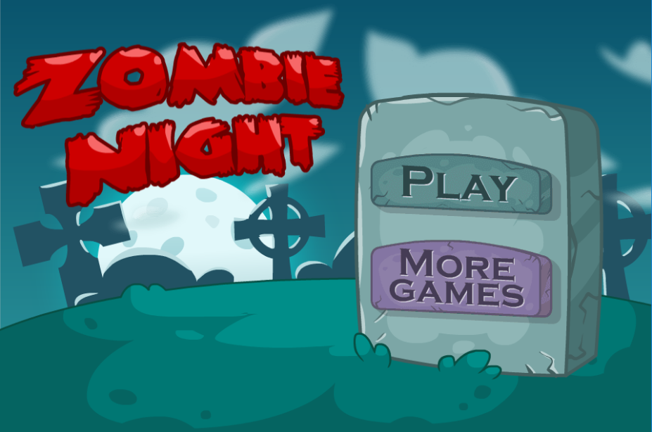 Game Zombie night