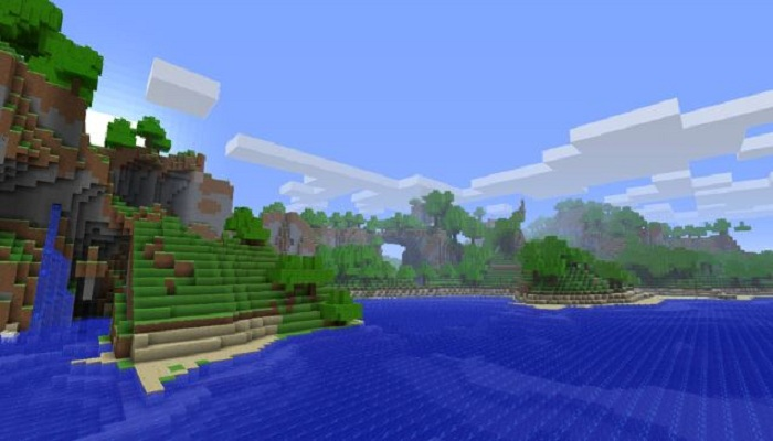 Extremely addictive minecraft game guide on the computer