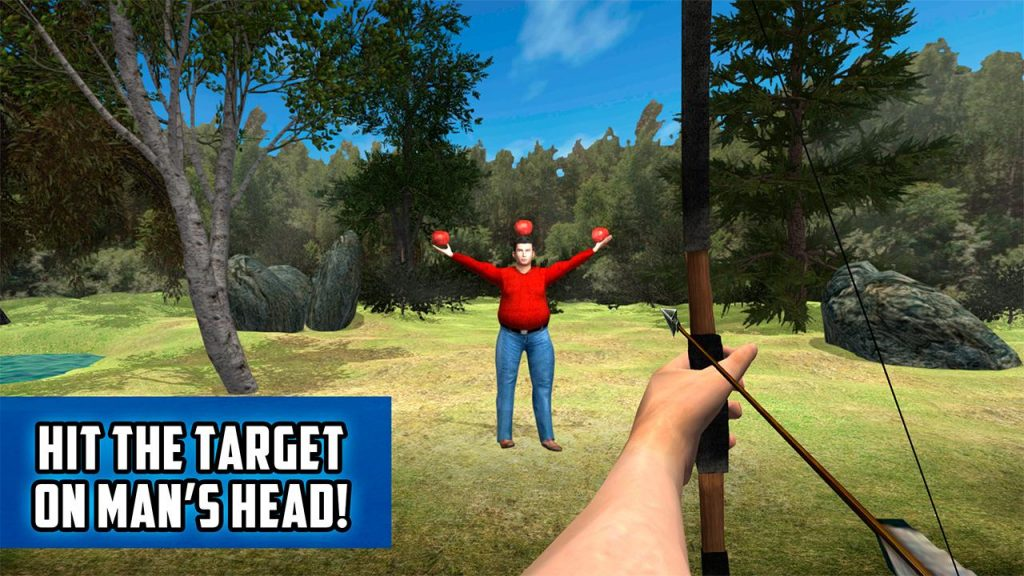 Apple Shooter - Archery Master