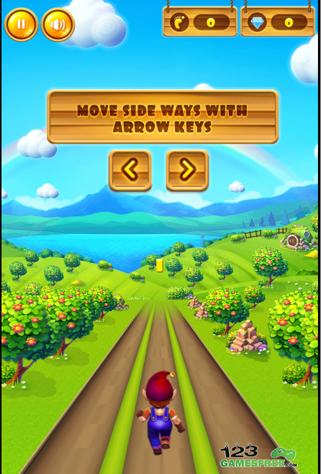 running games online