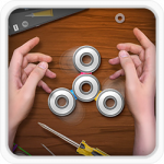 Fidget Spinner Maker