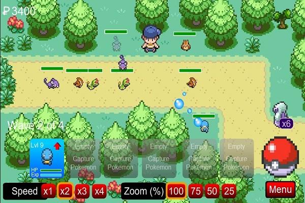 Game pokemon free Twin Towers