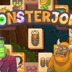 MonsterJong – Free online games on coolgames.com