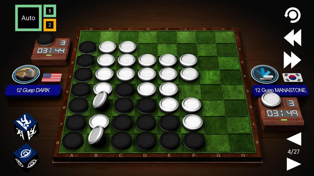 Reversi with friends