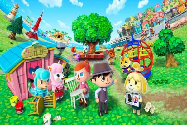 Animal Crossing on Nintendo Switch
