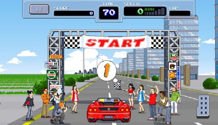 Cool games for android FINAL FREEWAY 2R