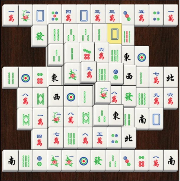 free online mahjong game