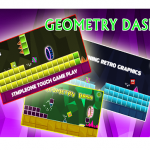 Geometry Dash: Not just entertainment games but also game thinking