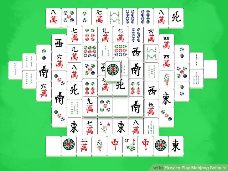 Mahjong T Online