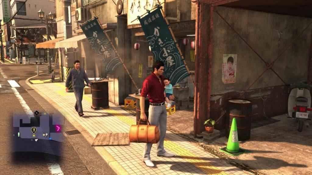 Yakuza 6: The Song Of Life Review: Tokyo Drifter