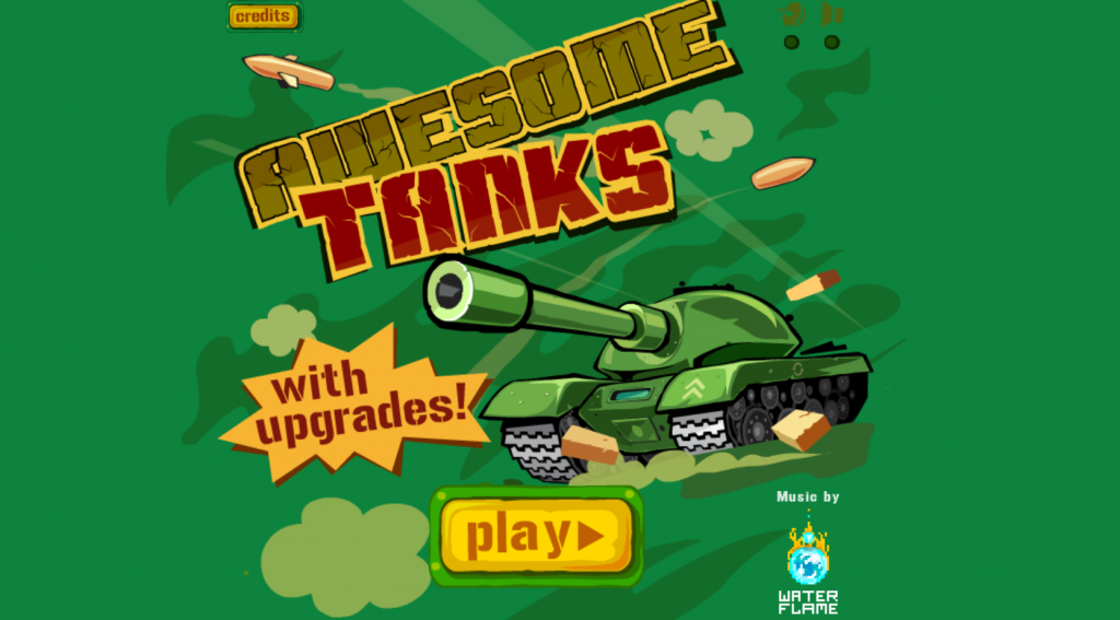 Tanks games online
