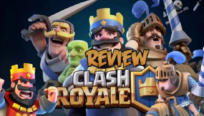 Clash Royale Review - A Hybrid of Card Games, Moba, and Awesome