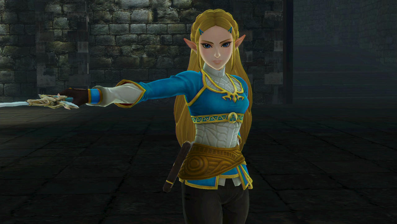 Hyrule-Warriors -1