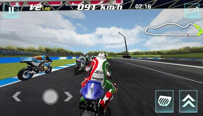 ReviewsSpeed Moto Racing