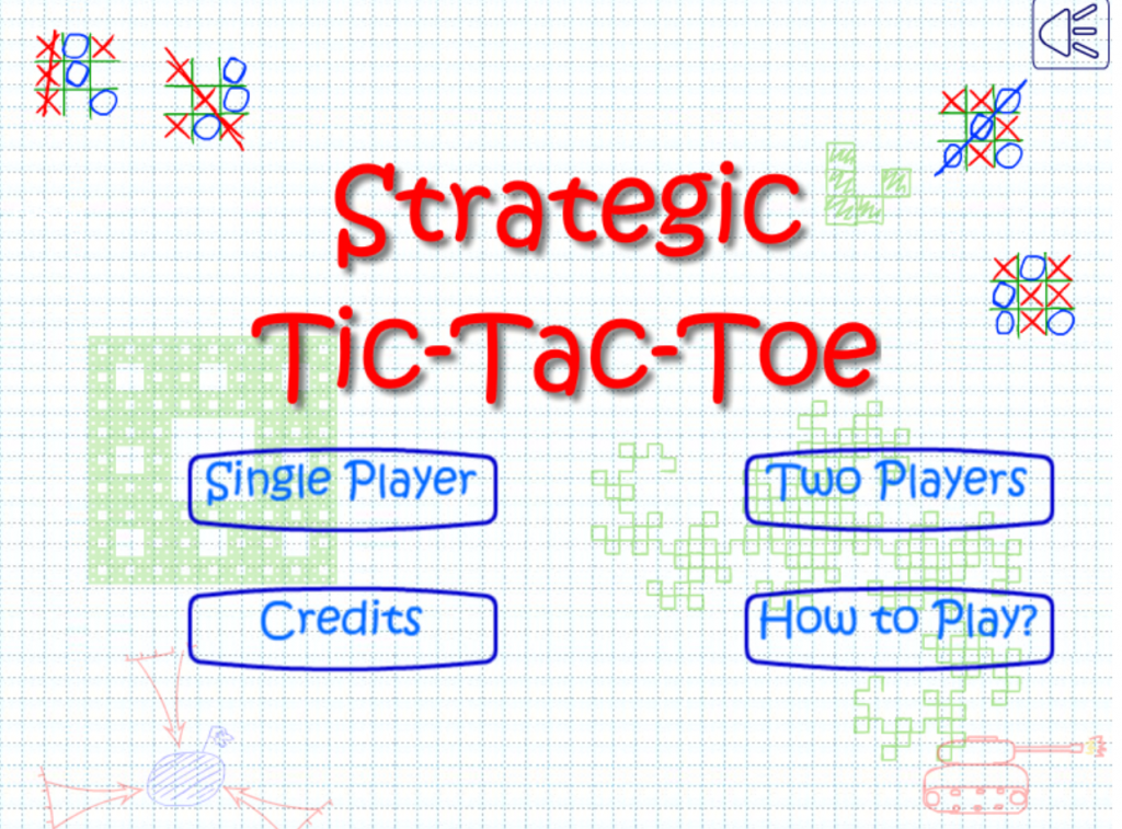 Tic tac toe games for kids