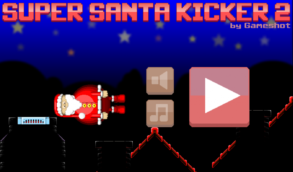 Cool math games santa kicker 2