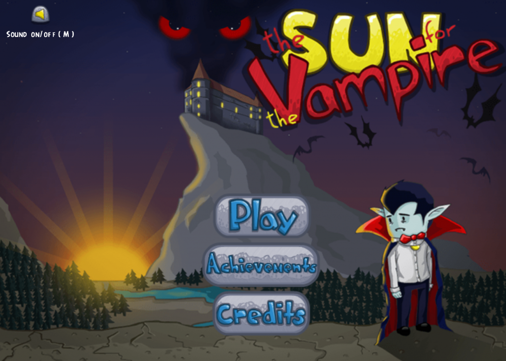 Vampire games for kids