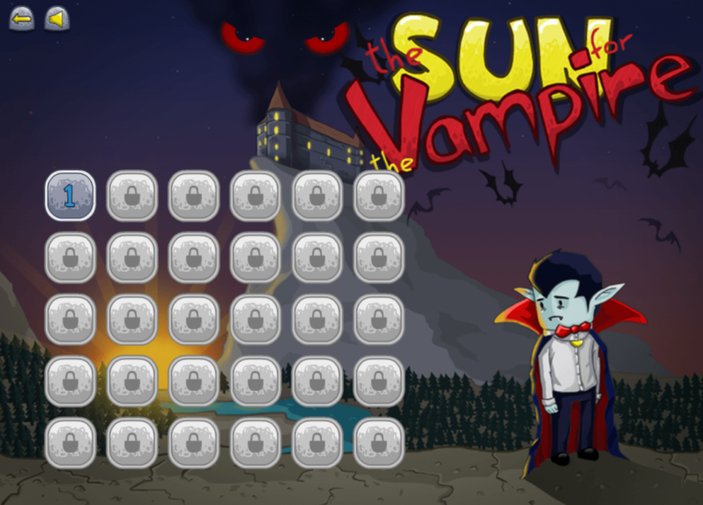 Vampire games foe kids