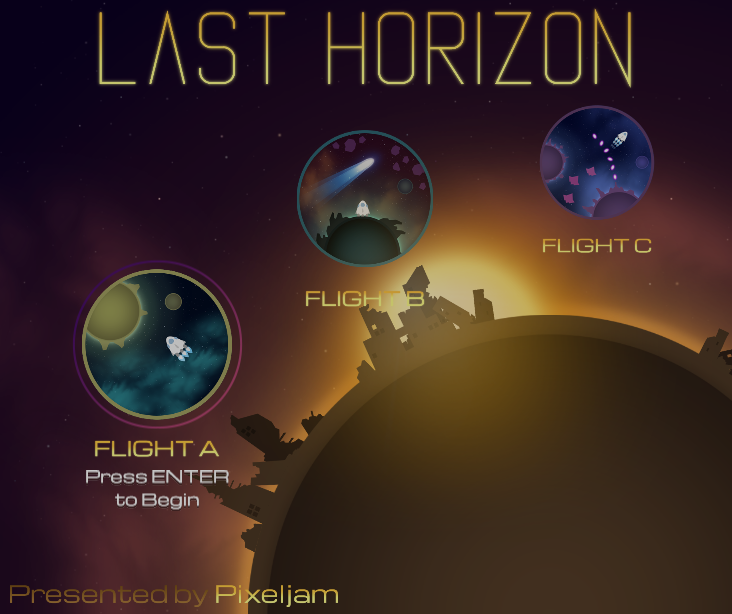 Horizon game