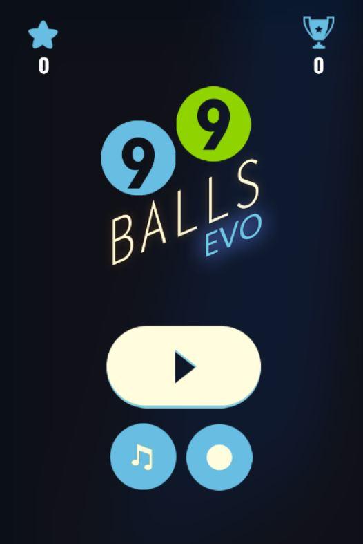 99 Balls Evo kizi