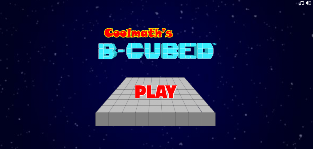 cool math games B Cubed
