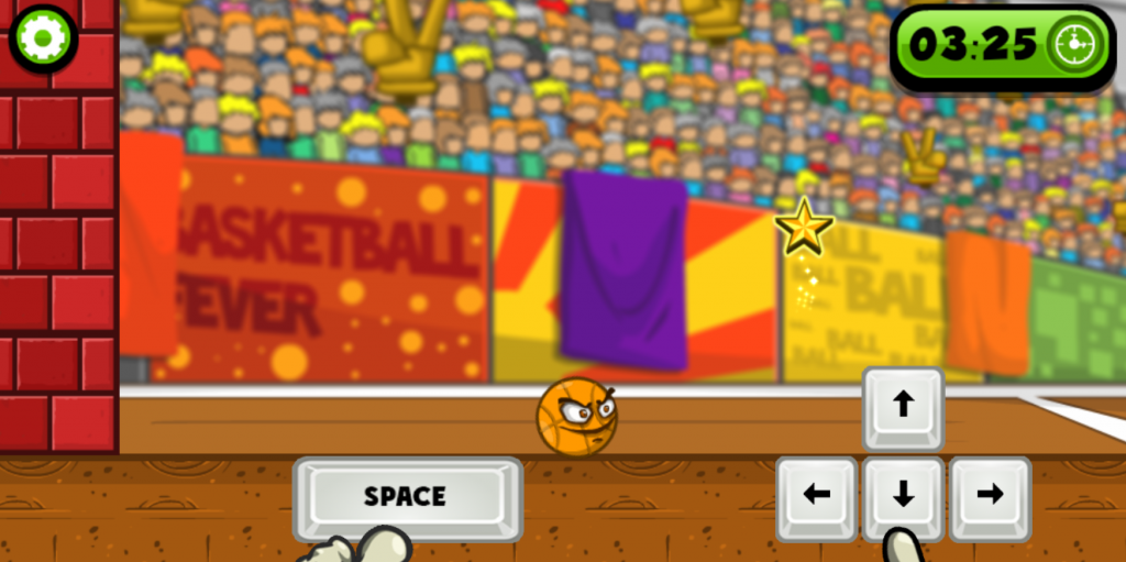 Basket and Ball game
