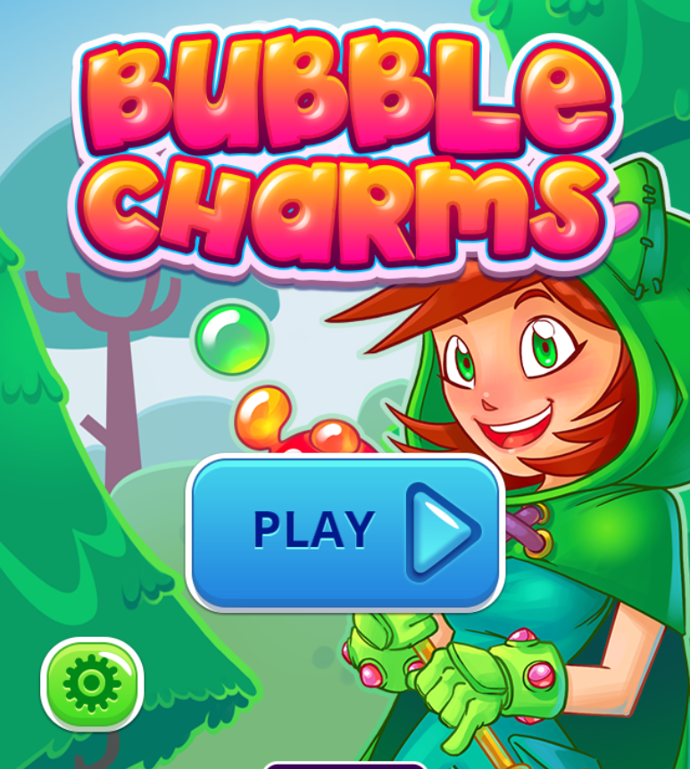 Tingly Games Bubble Charms