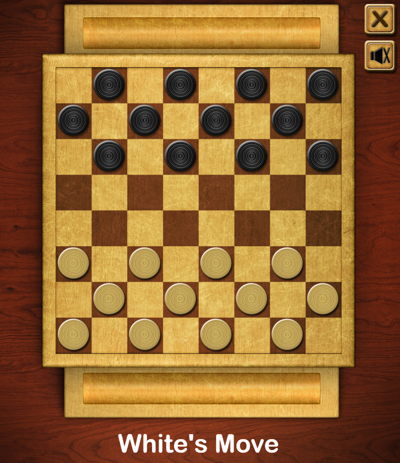 Checkers game online free