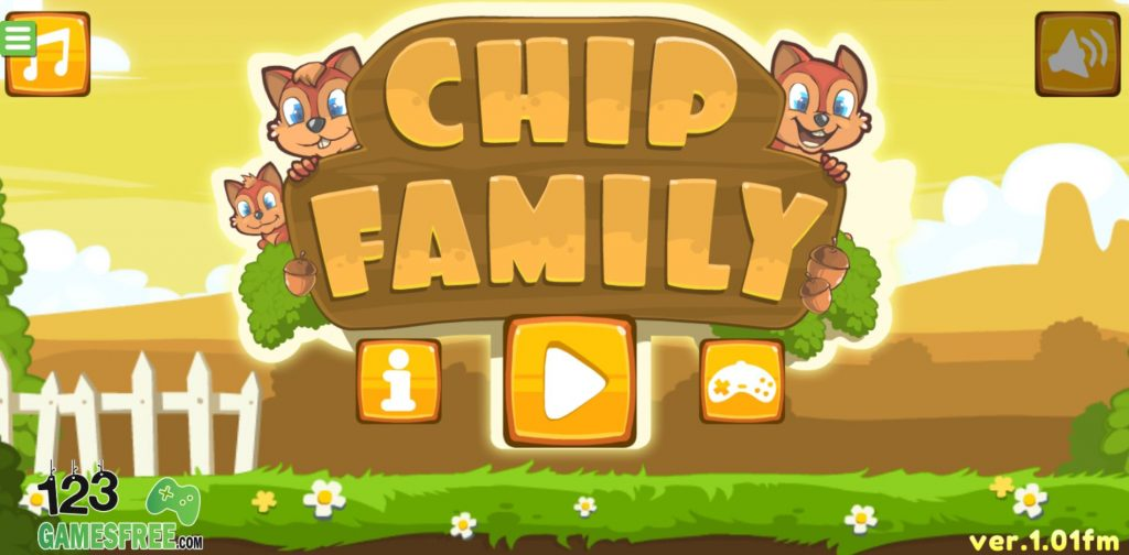 Chip Family game