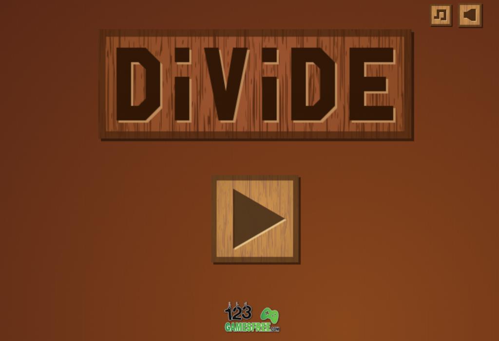 Divide game
