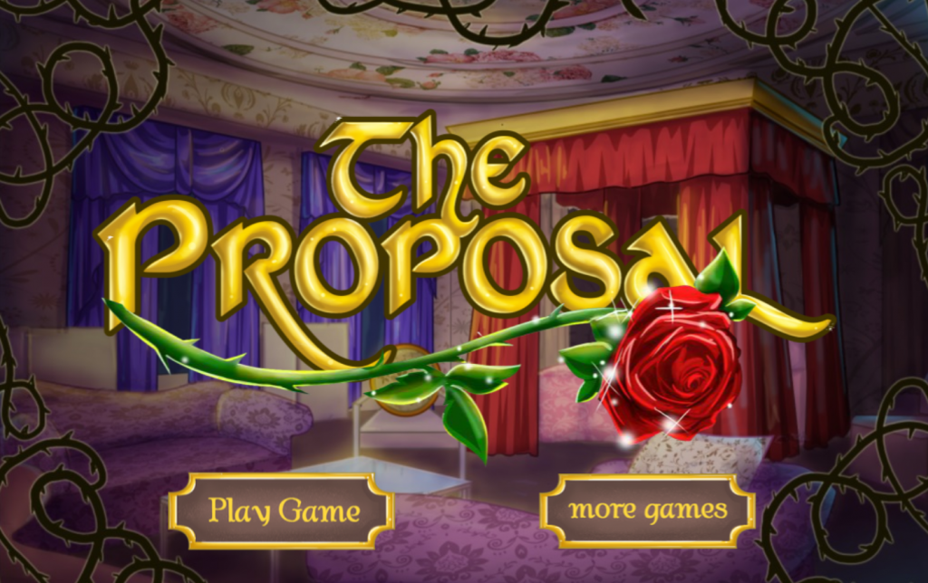 the proposal games
