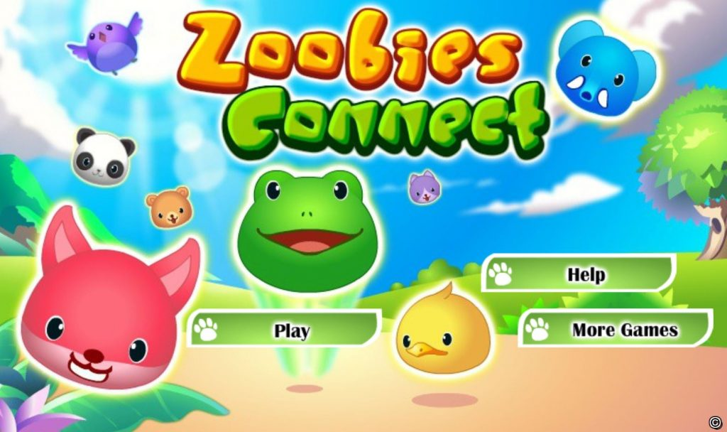 zoobies connect game
