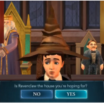 Review Harry Potter: Hogwarts mystery for mobile
