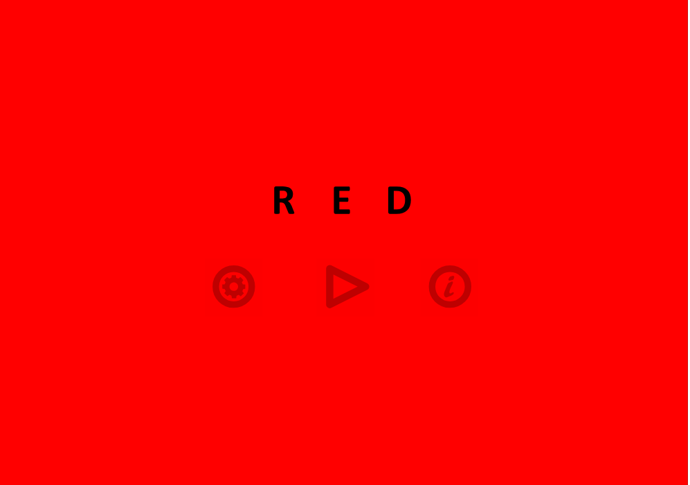 Red game