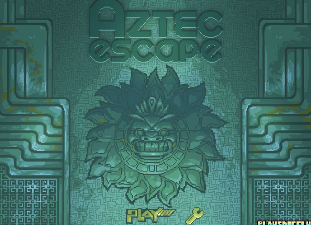 Aztec Escape game