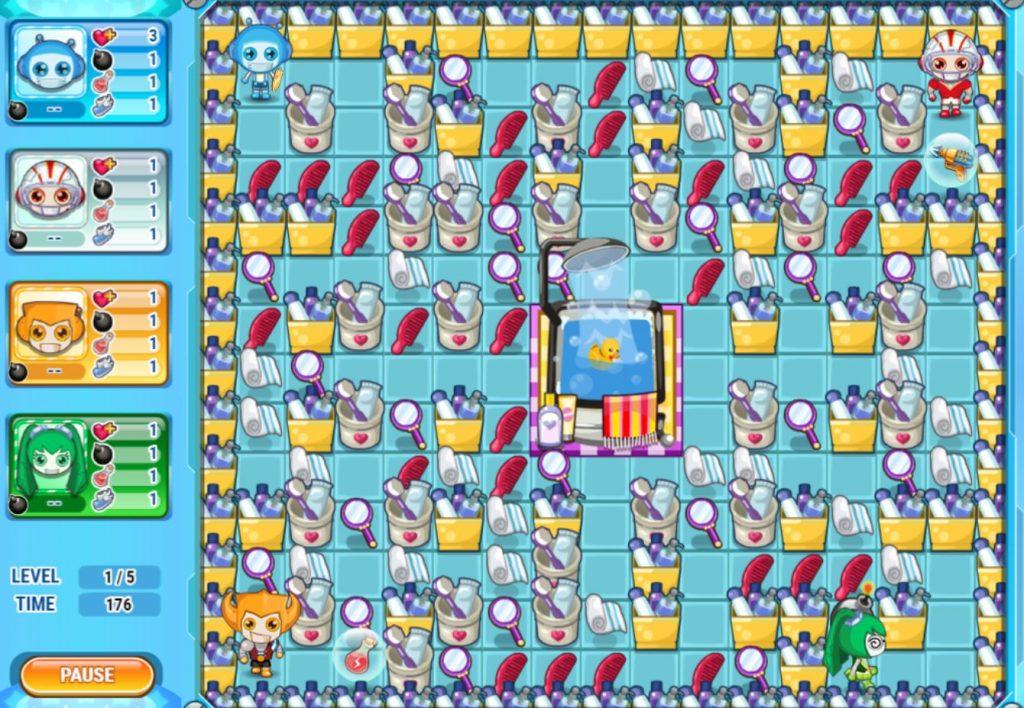 Bomb it 6 game