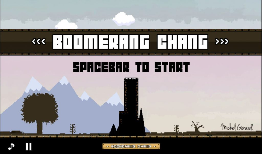 Boomerang Chang game