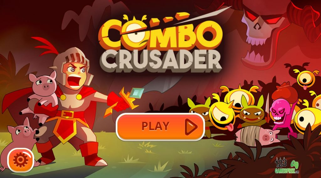 Combo Crusader game