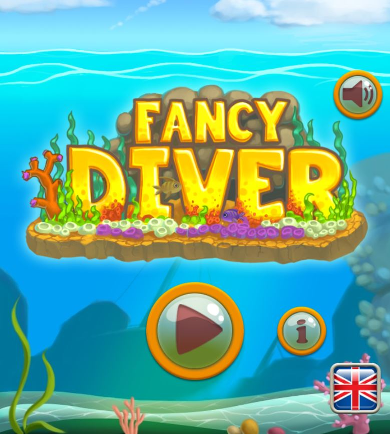 Fancy Diver game