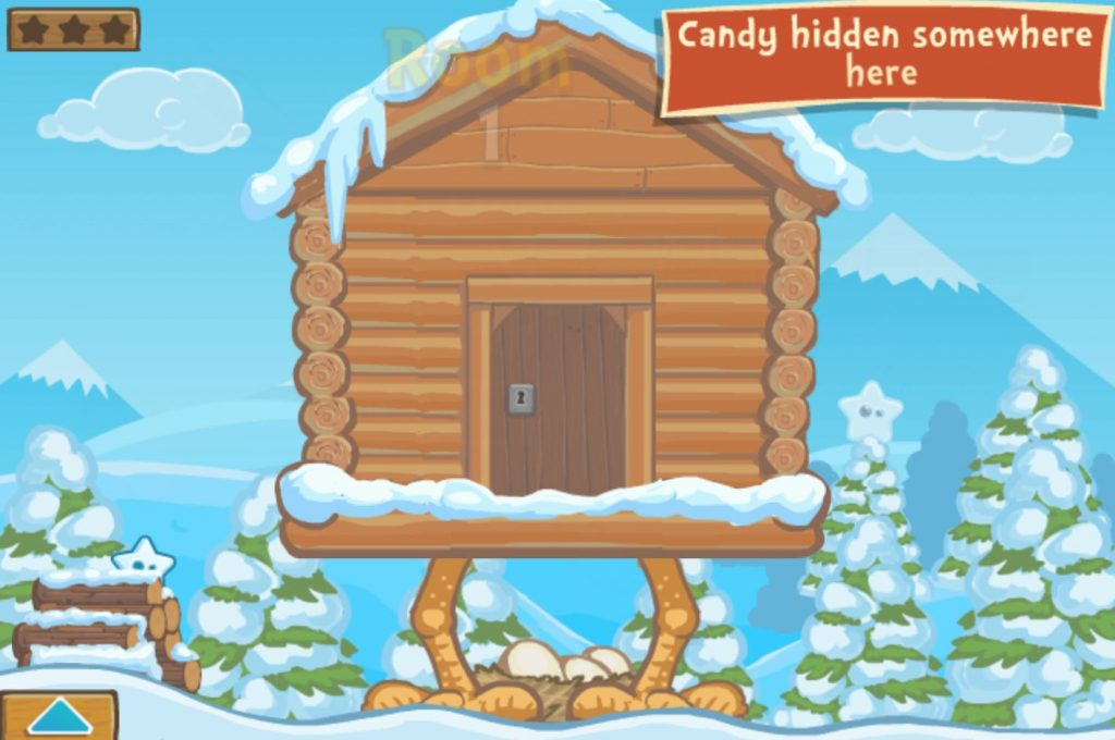 Find The Candy 2 Winter game