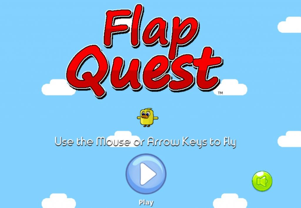 Flap Quest game